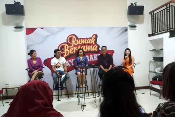 Diskusi 9an Masterpiece Indonesia: Kepahlawanan Harus Membawa Kebaikan