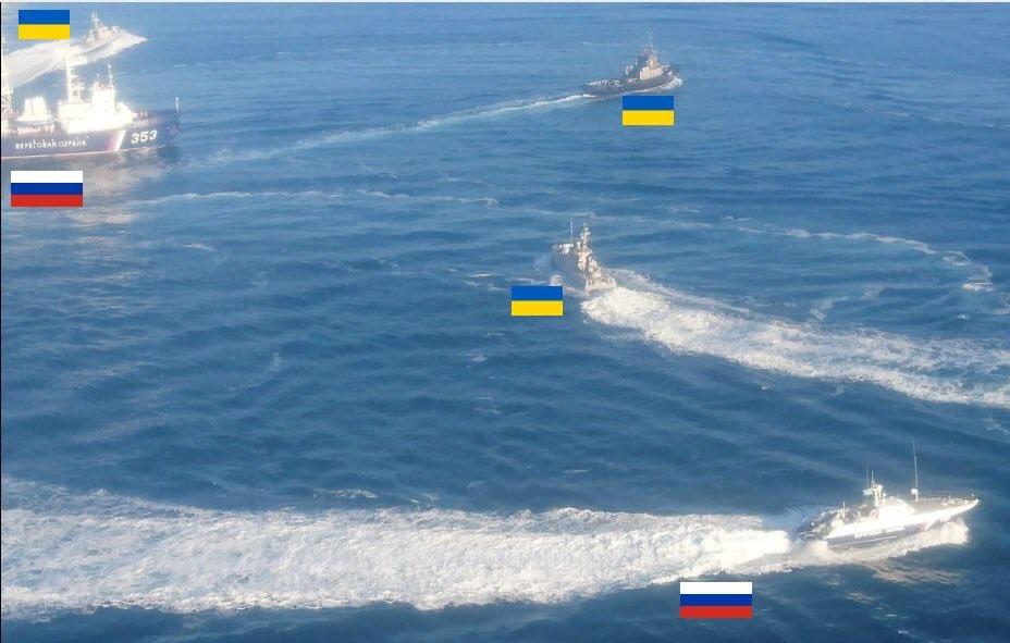 Konflik Krimea Kembali Bergejolak Setelah Baku Tembak Rusia dan Ukraina