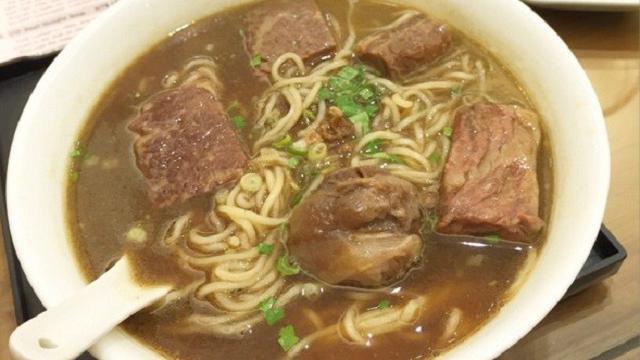 Daging Manusia dalam Mie Dijual Restoran Vegetarian di Bangkok?
