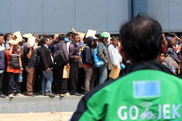 Respons Go-Jek Atas Pernyataan Prabowo yang Rendahkan Profesi Ojek