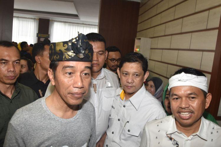 Dedi Mulyadi Percaya Jokowi Bisa Menang di Jabar