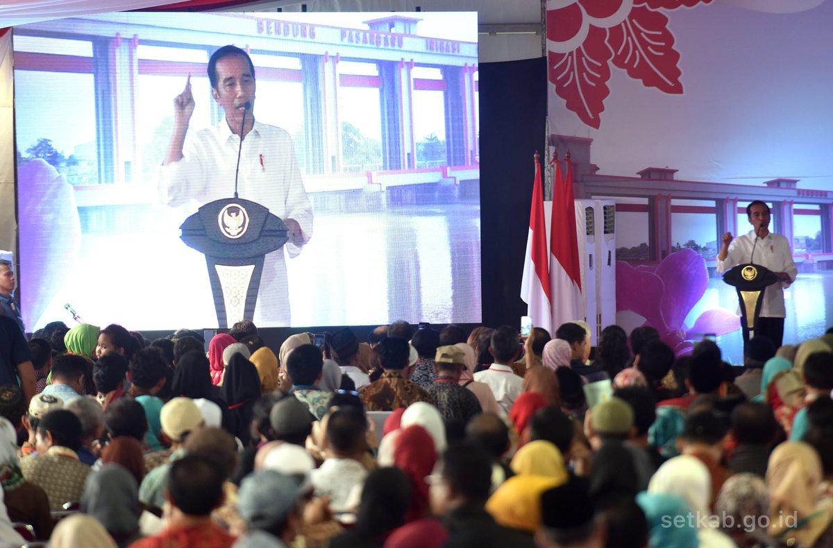 Jokowi Kembali Dorong Dana Desa Digunakan untuk Pemberdayaan SDM