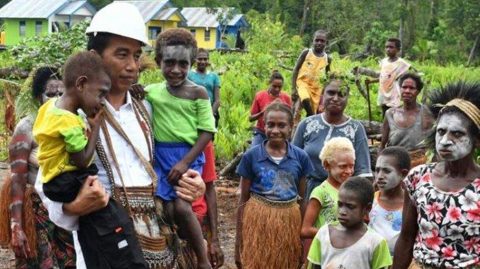 Fokus Bangun Papua dan Papua Barat, Masyarakat Berterima Kasih Pada Jokowi