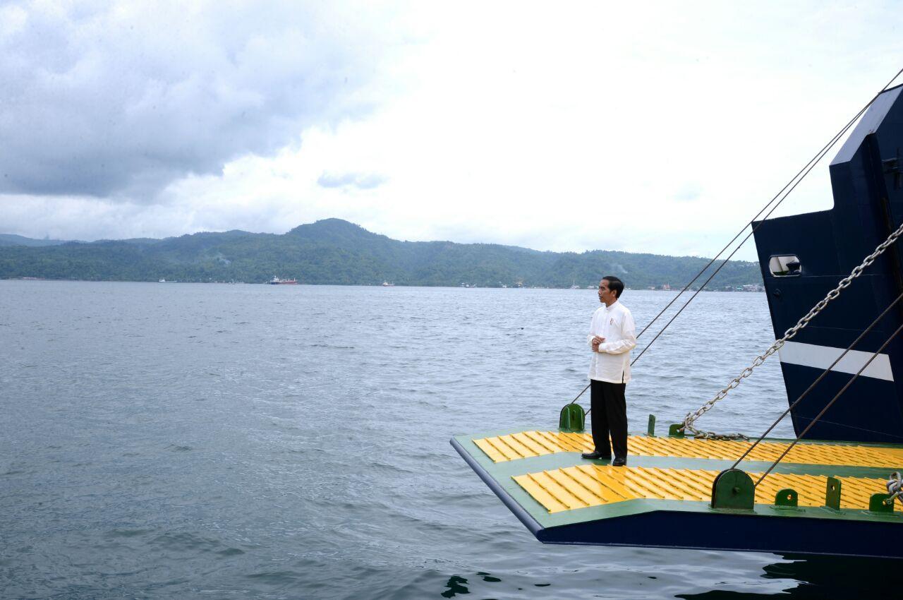 Jokowi konsisten soal kelautan dan perikanan