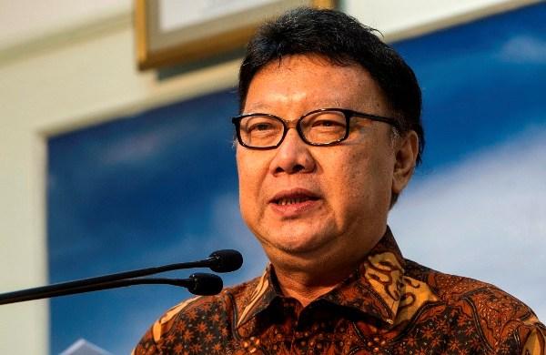 Tjahjo Kumolo bolehkan kepala daerah terlibat pemilu, wagub, jakarta
