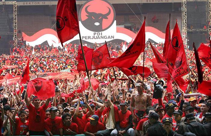 Elektabilitas PDIP Teratas di Jabar, Kalahkan Gerindra, PKS dan Demokrat