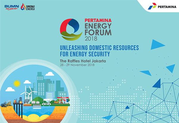 Pertamina Energy Forum 2018 Cara Dapatkan Informasi Energi Terkini