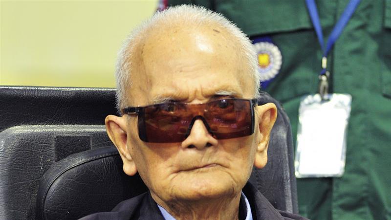 Petinggi Khmer Dinyatakan Bersalah Oleh Pengadilan