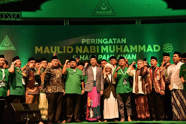 Hadiri Peringatan Maulid Nabi, Presiden Ajak Umat Teladani Rasulullah