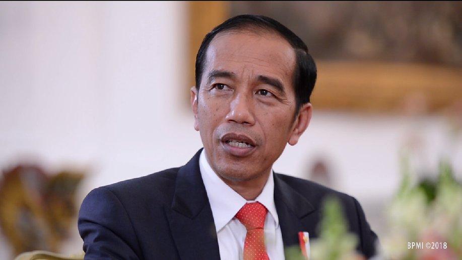 Jokowi Ingatkan Pendukungnya Akan Fenomena Kemenangan Trump