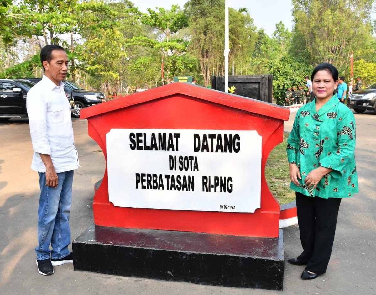 Selain Pertemuan KTT APEC, Ini Agenda Presiden Jokowi di Papua Nugini