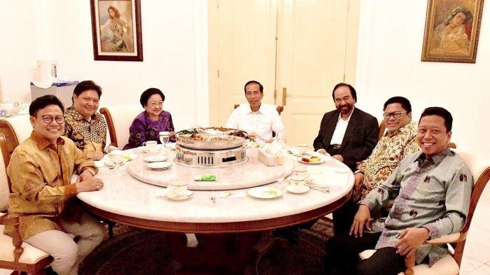 Hasto Pastikan Sembilan Parpol Koalisi Pengusung Jokowi-Ma'ruf Tetap Solid