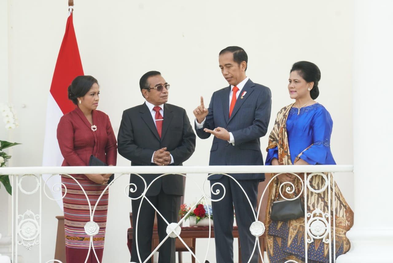 Indonesia dan Timor Leste sepakat kerja sama selatan-selatan