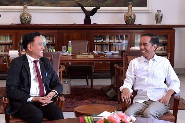 Yusril Masuk Tim Pakar Jokowi-Maruf untuk Persiapan Debat Pertama