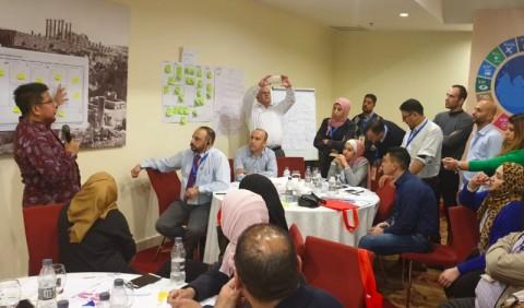 Melalui Program UKM, Indonesia Tegaskan Komitmen ke Palestina