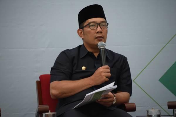 Ridwan Kamil Janjikan 50 ASN Terbaik di Jabar Beasiswa ke Luar Negeri