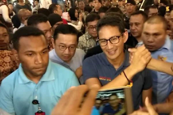 Sandiaga Uno Janjikan Kursi Menteri, Ini Tanggapan Tim Kampanye Jokowi