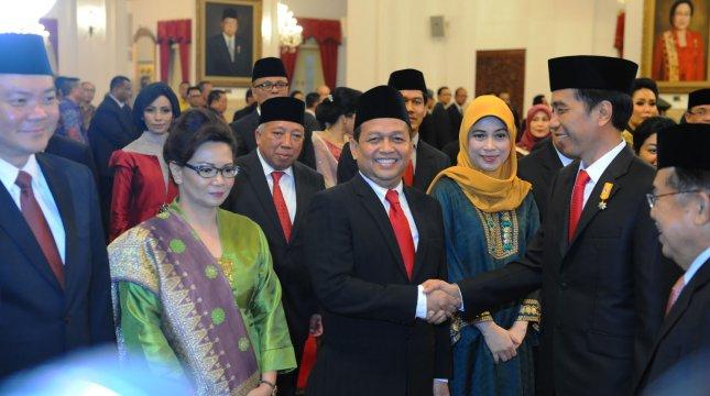 Dukungan Soetrisno ke Jokowi-Maruf Bisa Tarik Kader PAN