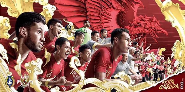 Dukung Skuad Garuda, Kaum Millenial Gelar Nobar Piala AFF 2018