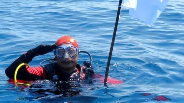 Penyelam Pahlawan yang Tewas dalam Pencarian Korban Lion Air