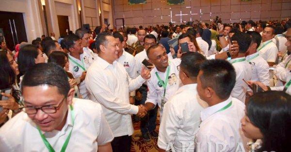 Bamsoet Paparkan 3 Alasan Jokowi Harus Kembali Memimpin