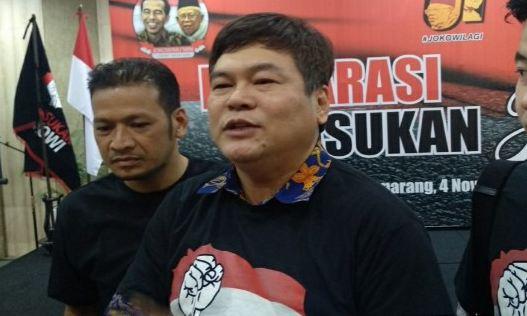 Dukung Jokowi Dua Periode, Adik Ahok: Susah Nyari Presiden Kayak Gini
