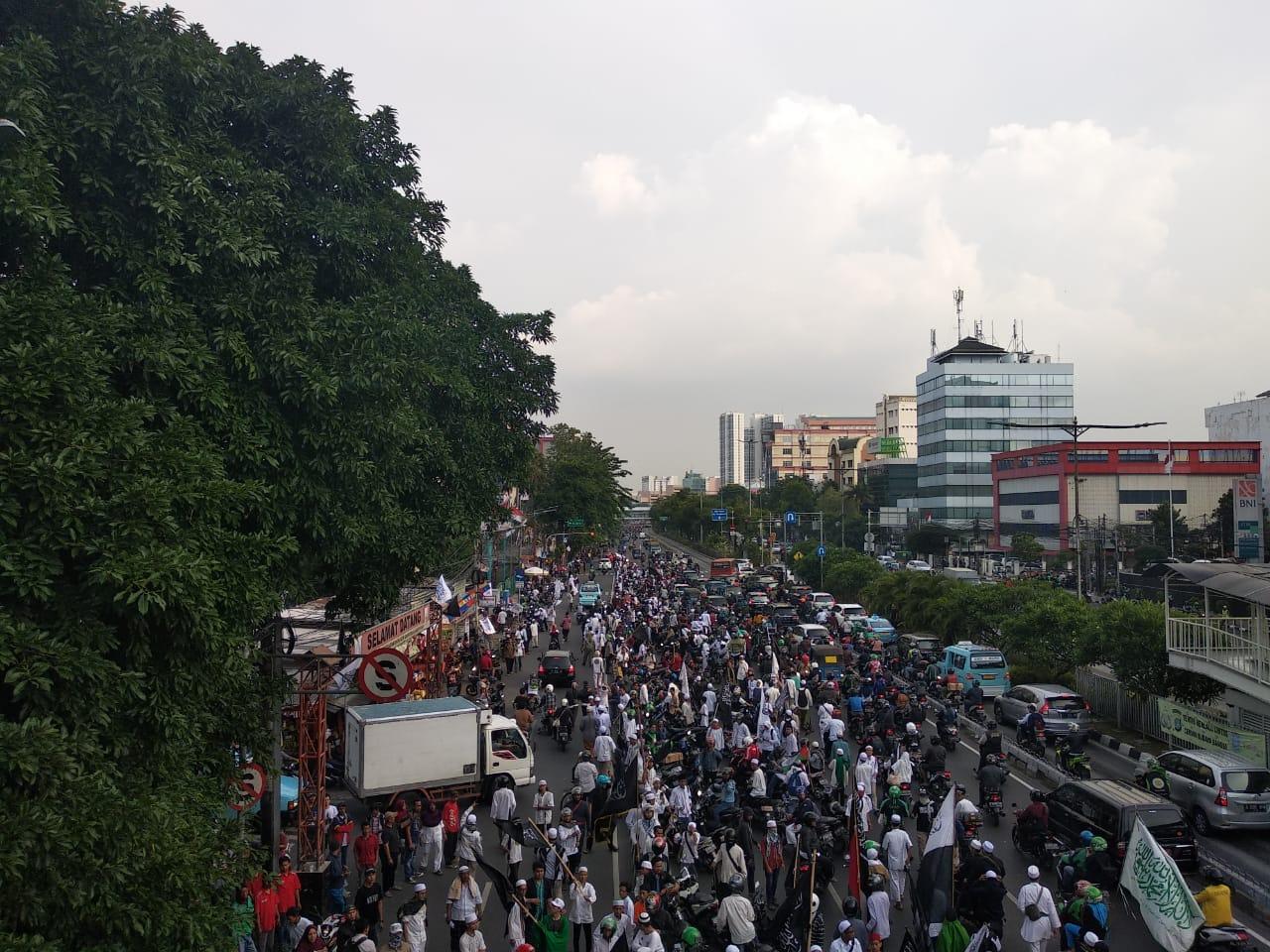 Menko Polhukam Sebut Aksi Bela Tauhid Ditunggangi HTI