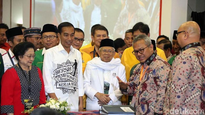 Kubu Jokowi Siap Rebut Suara Demokrat, PAN, dan PKS untuk Jokowi-Maruf