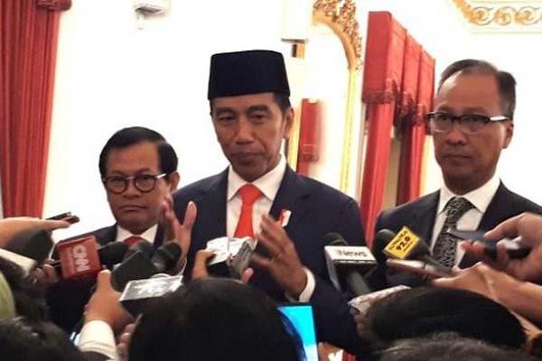 Presiden: Dana Kelurahan Disetujui DPR, Siap Meluncur Awal 2019