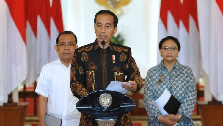 Jokowi, Divestasi Saham Freeport