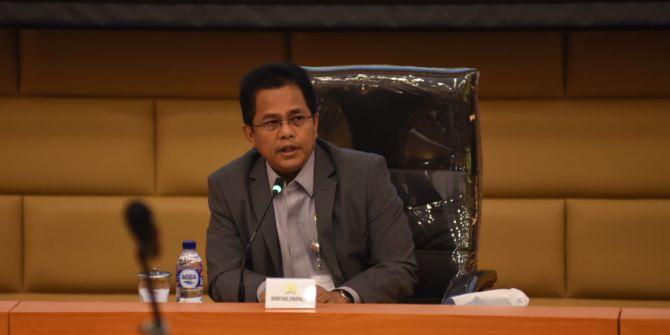 Sekjen DPR Dorong Anggota KORPRI Berperan Jaga Kode Etik