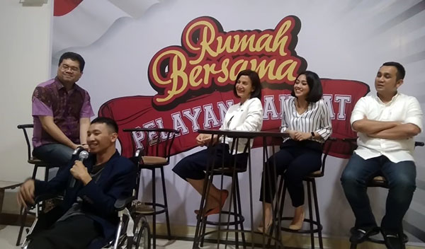 "Diskusi Millenial, Memaknai Pahlawan Jaman ""Now"""