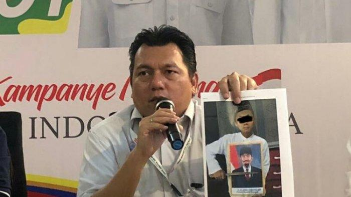 Kubu Jokowi Laporkan Kubu Prabowo karena Libatkan Anak