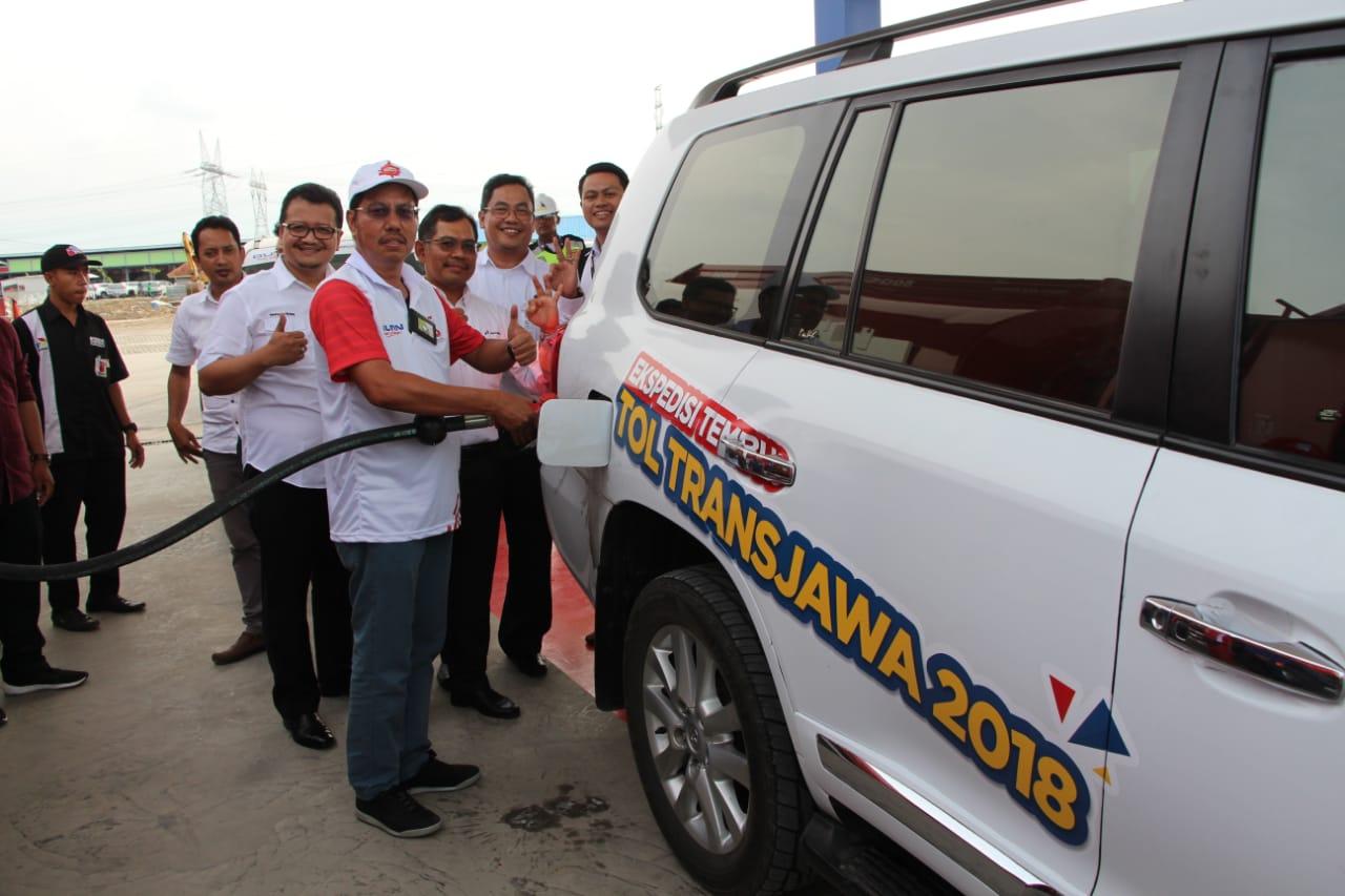 Pertamina Optimalkan Tambahan Titik Layanan SPBU di Tol Trans Jawa