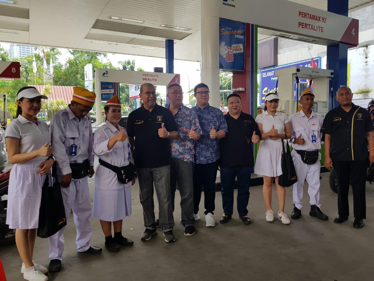 Layanan dan Promosi Menarik untuk Konsumen SPBU di Hari Pahlawan