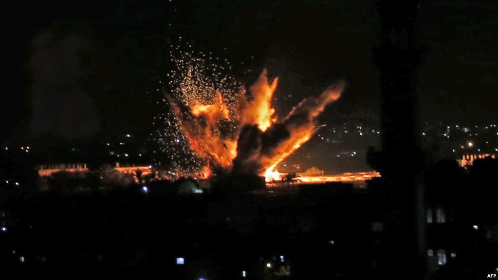 Konflik Israel-Palestina Memanas di Gaza Selatan