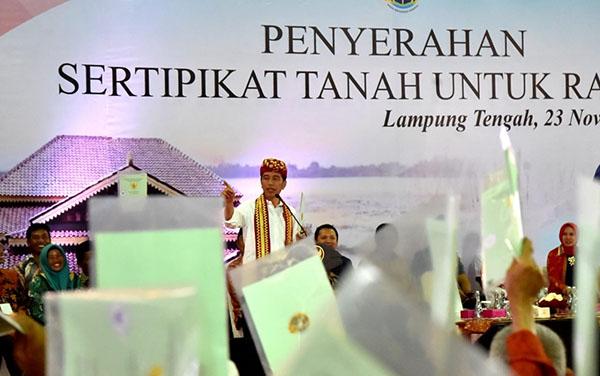 Jokowi Geram Selama 4 Tahun Dituduh Aktivis PKI