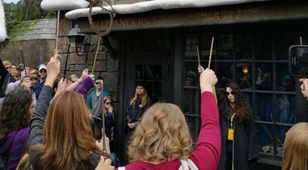 tongkat sihir