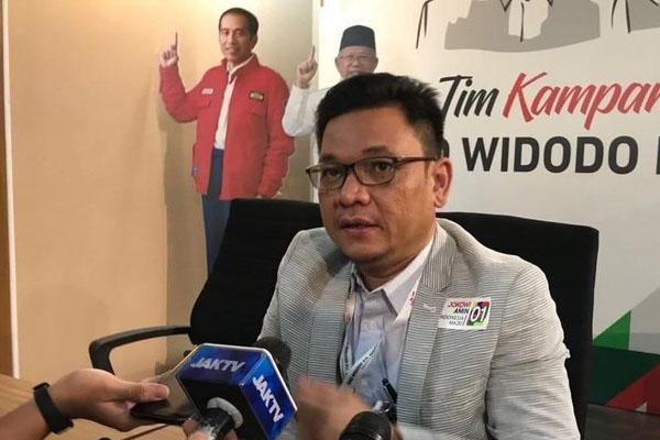 TKN Jokowi-Ma'ruf Mendeteksi Jebakan Tim Prabowo-Sandi