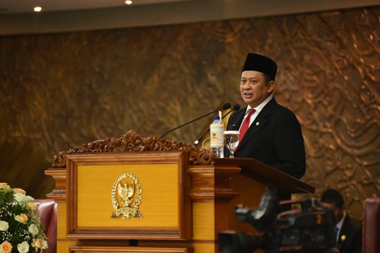 Bamsoet Ajak Elemen Bangsa Jaga Suasana Damai Jelang Pemilu 2019