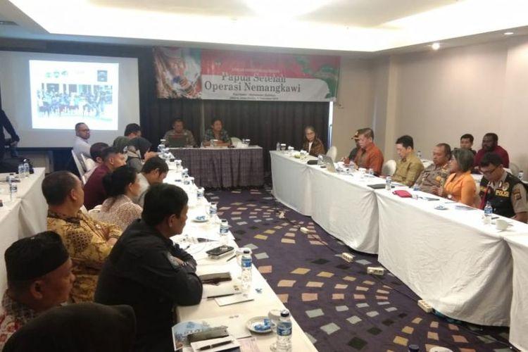 Binmas Noken Tangani Potensi Konflik Papua Dengan Hati dan Pikiran
