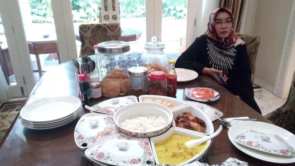 Wury Estu: Abah Suka Masakan Rumah, Ikan Pindang Kesukaannya