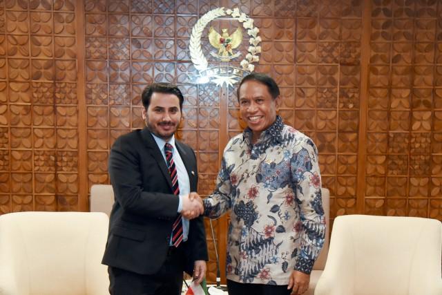GKSB DPR – Kuwait Dorong Peningkatan Kerja Sama Bilateral