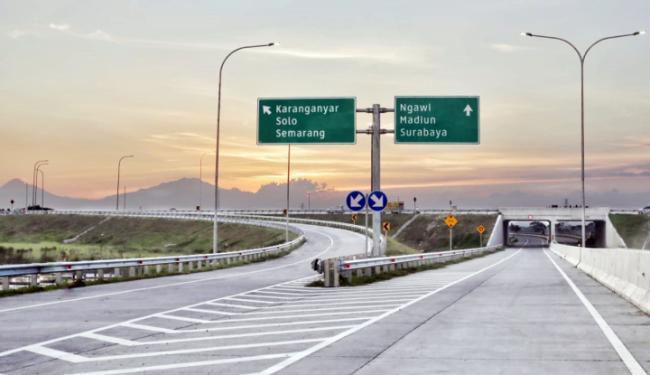 Akses Menuju Tempat Wisata Sepanjang Tol Trans Jawa Dipermudah