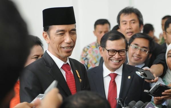 Sosok Presiden Joko Widodo di mata Pramono Anung