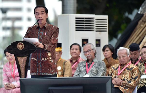 Kongres Kebudayaan Indonesia: Kebudayaan adalah Kebahagiaan