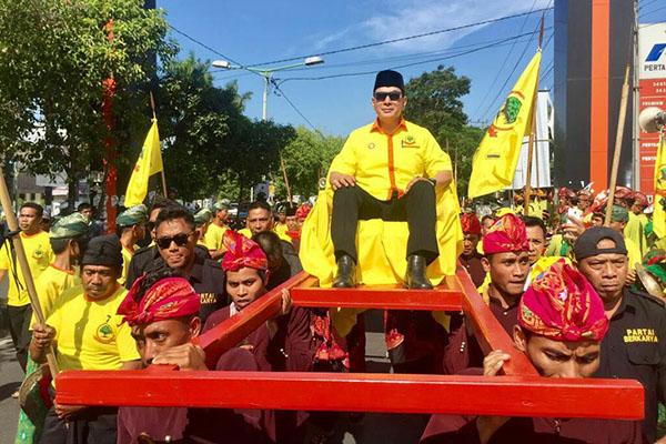 Partai Berkarya Soeharto,