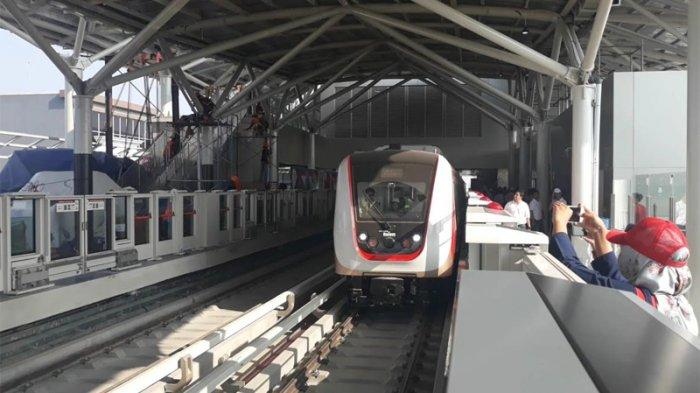 Hadirnya MRT dan LRT, Moda Transportasi Kereta Jadi Tumpuan di 2019