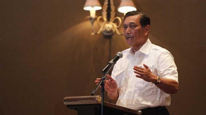 Politisi Asal Bicara, Luhut, Jokowi, Presiden Bohong