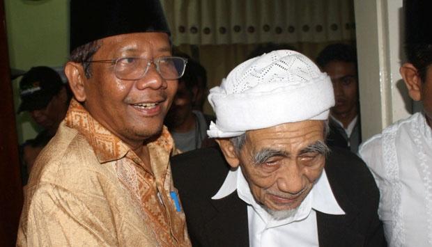 Mahfud MD: Jangan Main Tikam dari Belakang